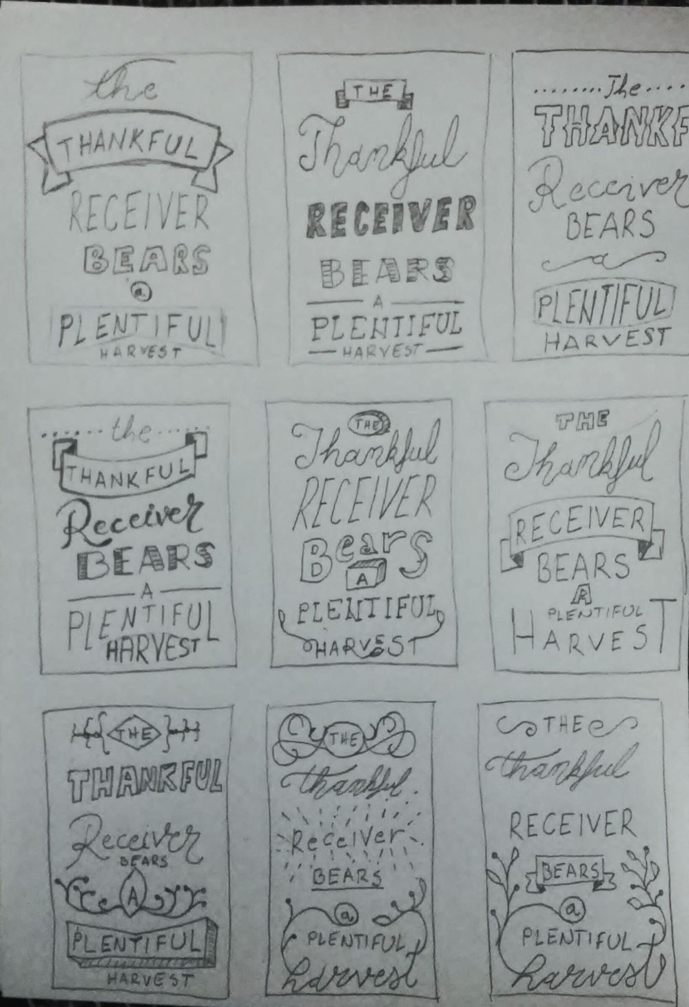 The thankful receiver - image 1 - student project
