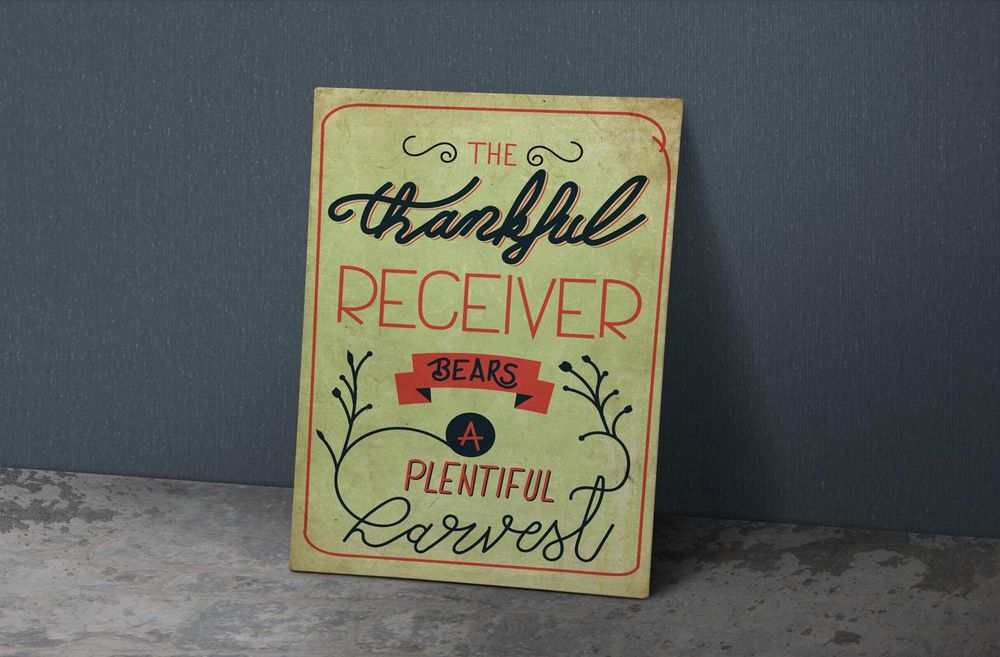 The thankful receiver - image 3 - student project