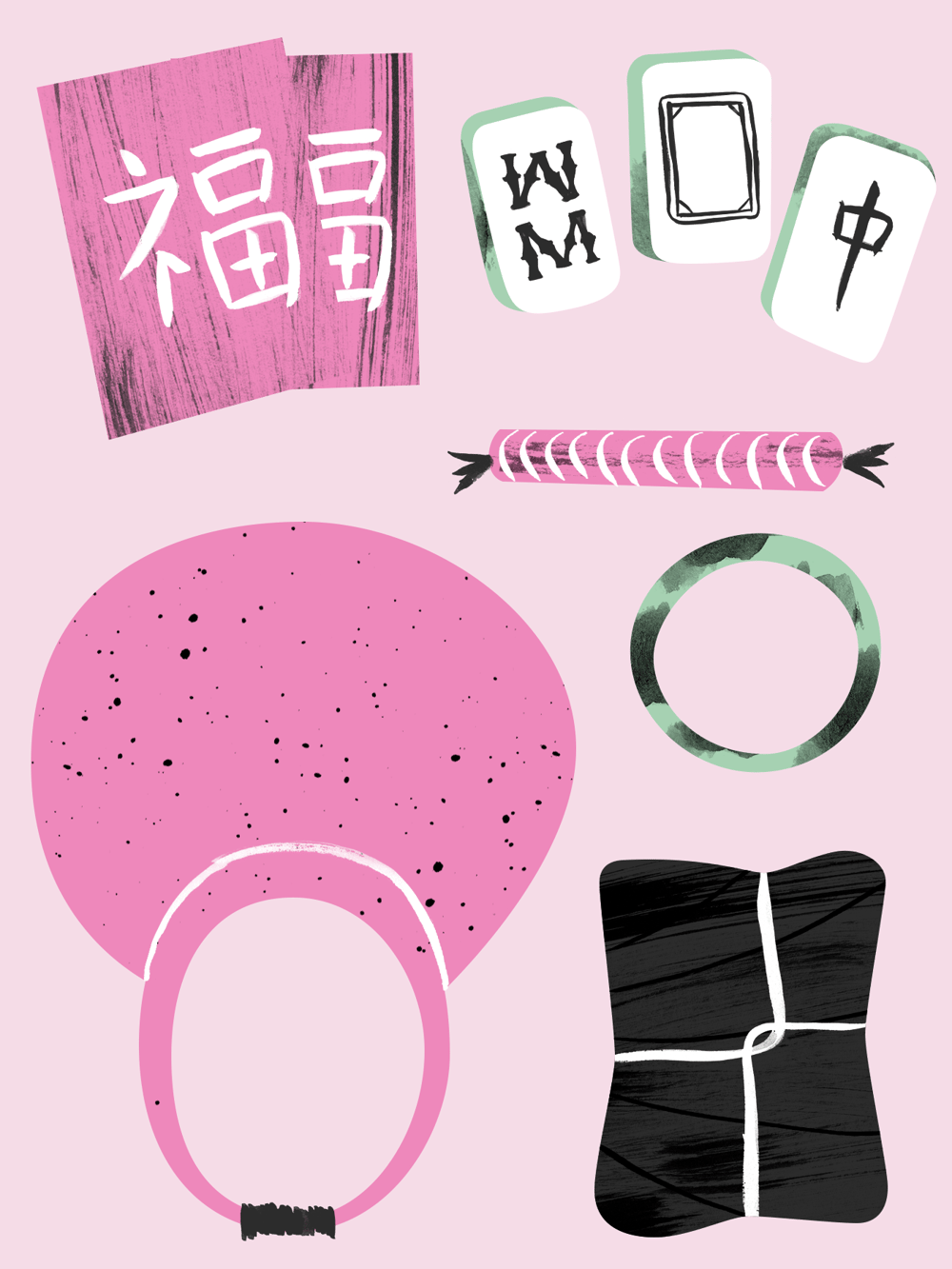 Tools of the Trade: Chinese Grandma - image 6 - student project