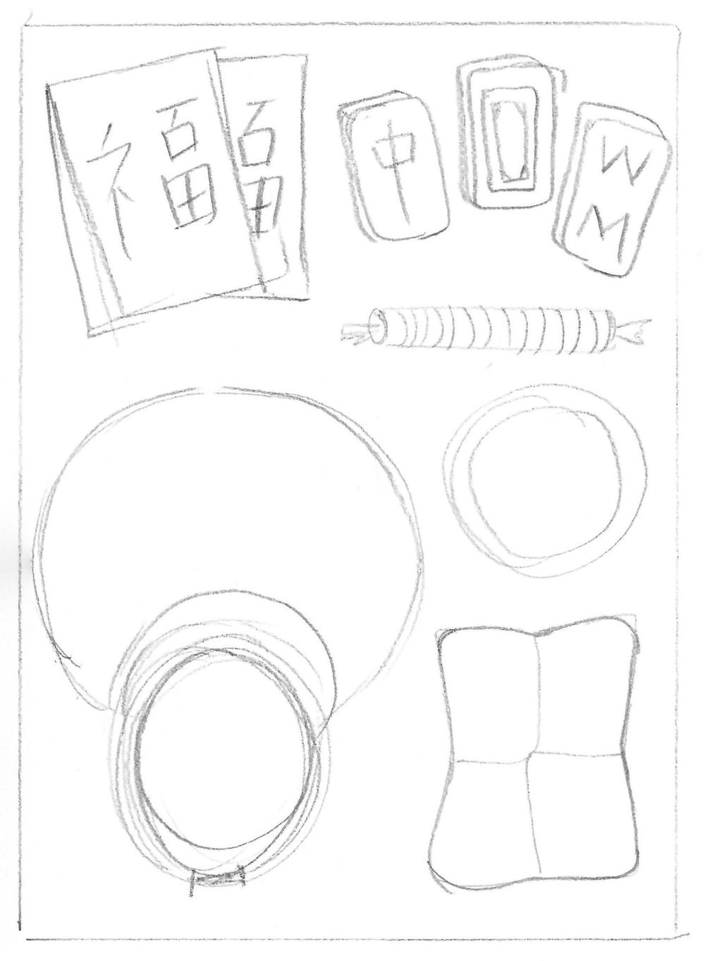 Tools of the Trade: Chinese Grandma - image 1 - student project