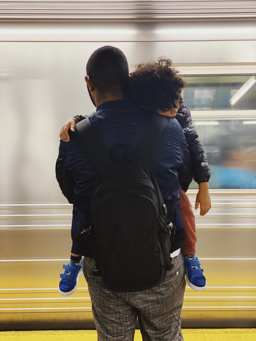 Train Dad - image 1 - student project