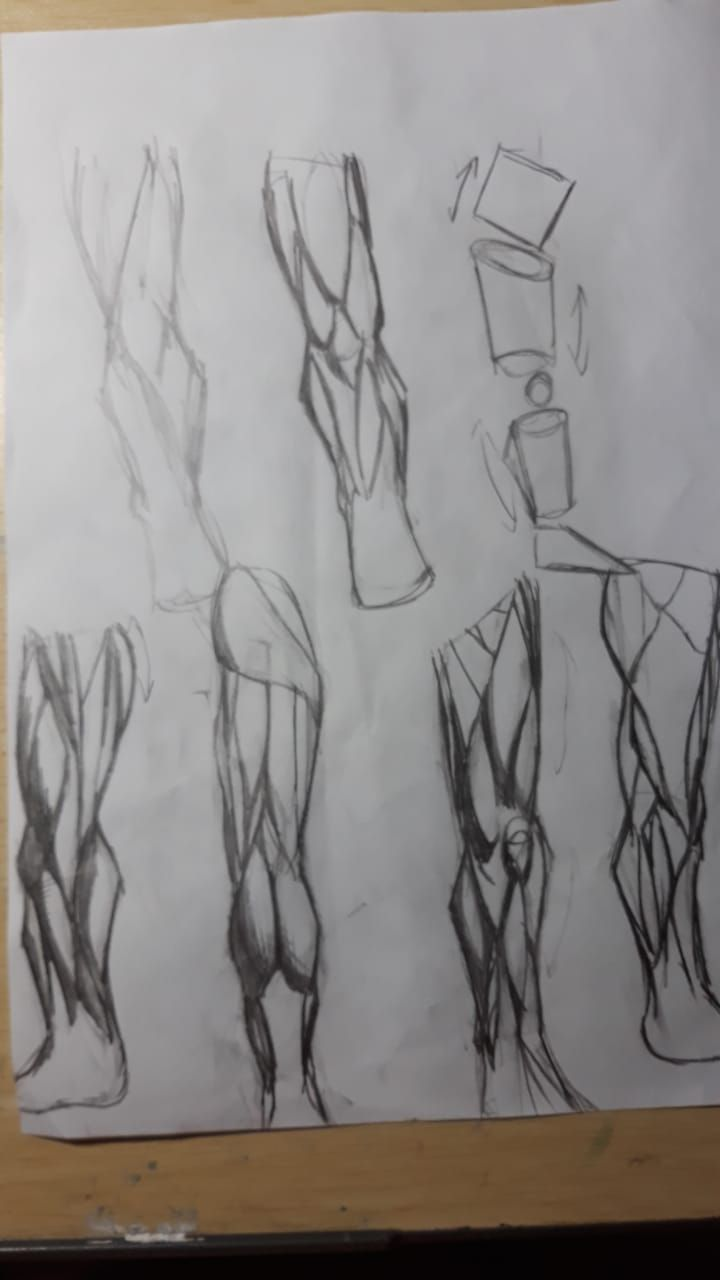 my practice - image 3 - student project
