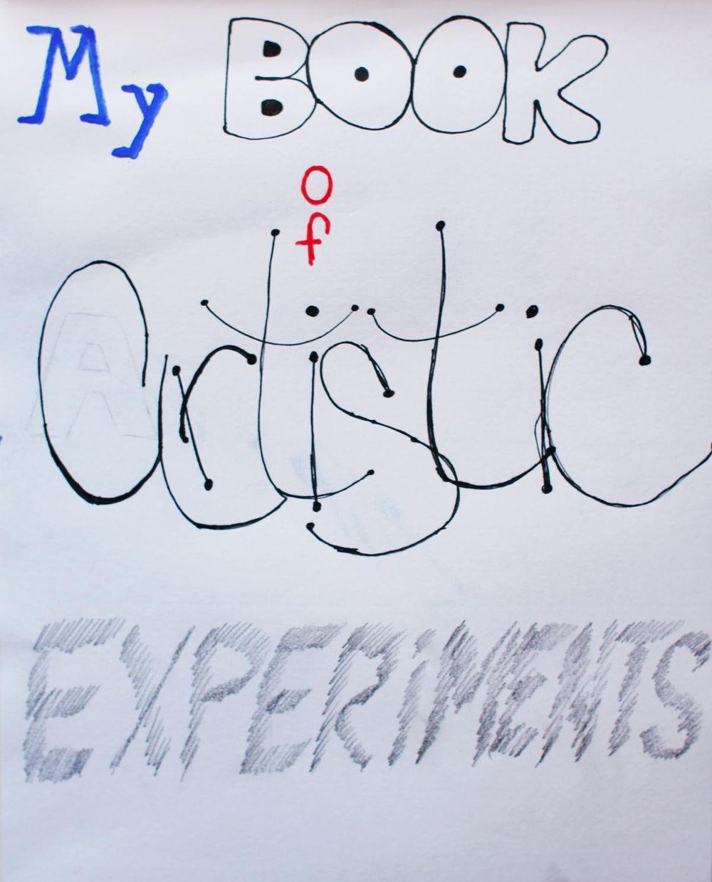 Sketchbook samples - image 1 - student project