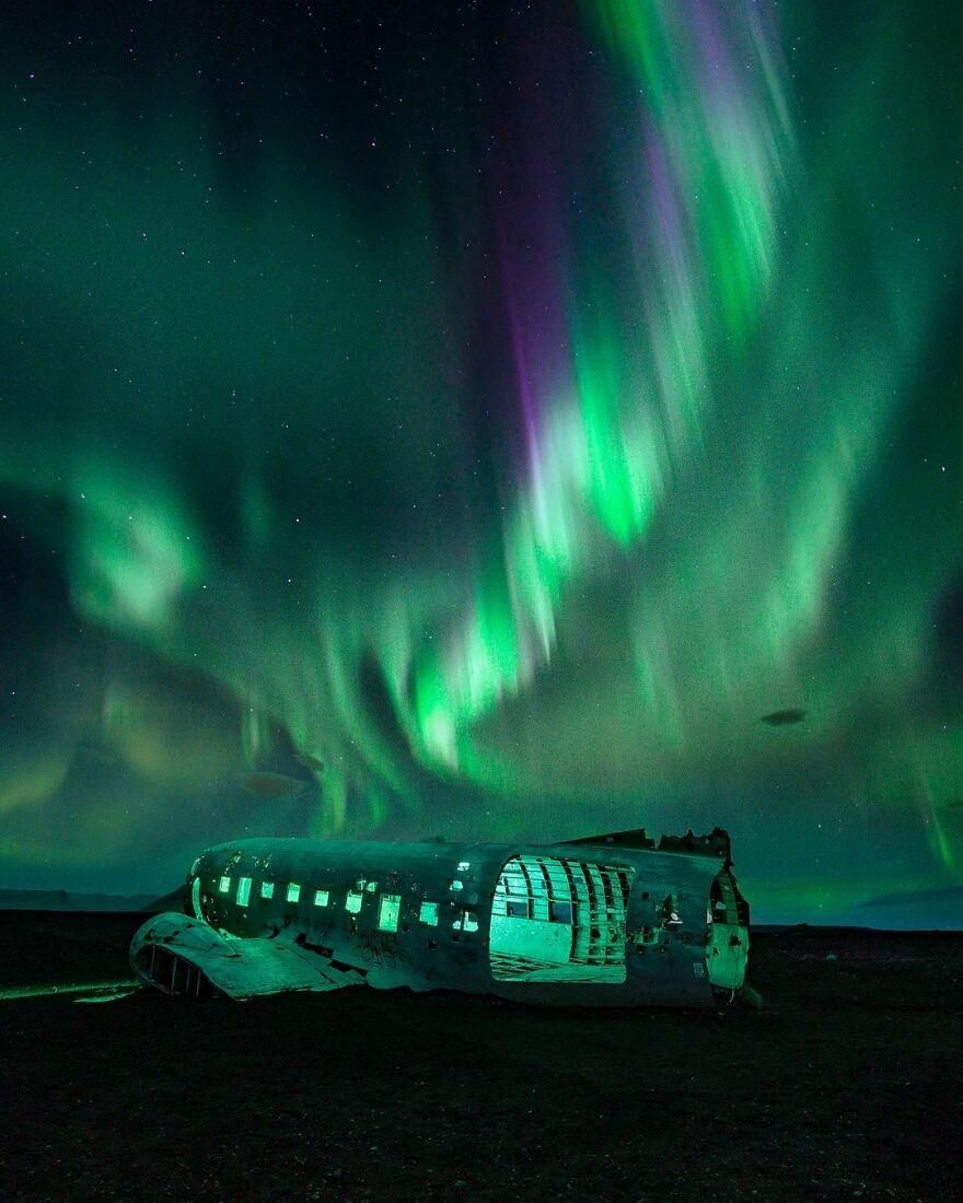 NORTHERN LIGHTS INSPIRED - image 1 - student project