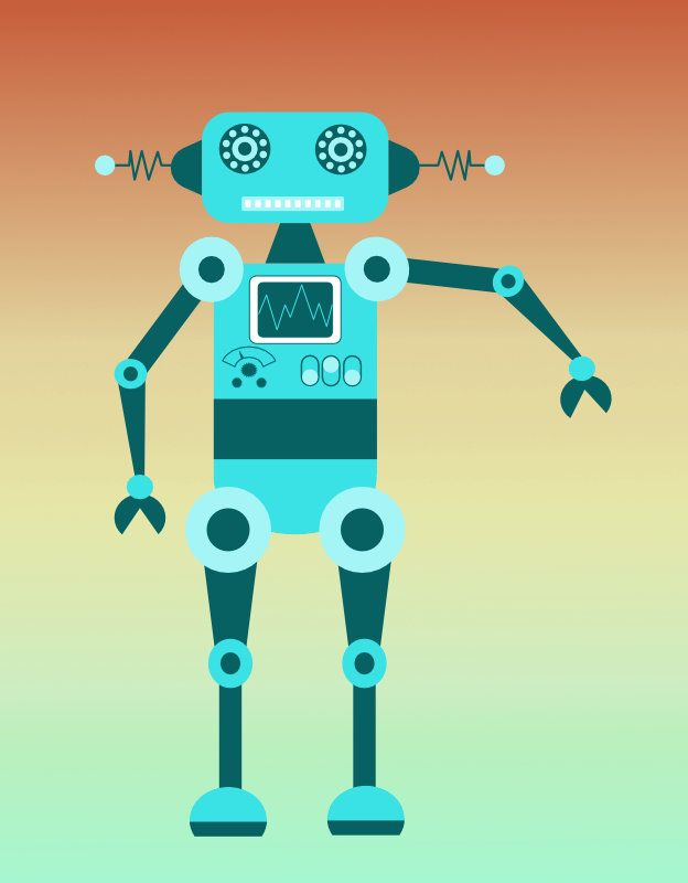 Robot - image 2 - student project
