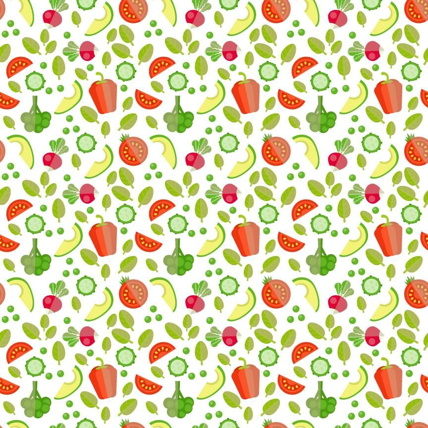 Large seamless pattern - image 2 - student project