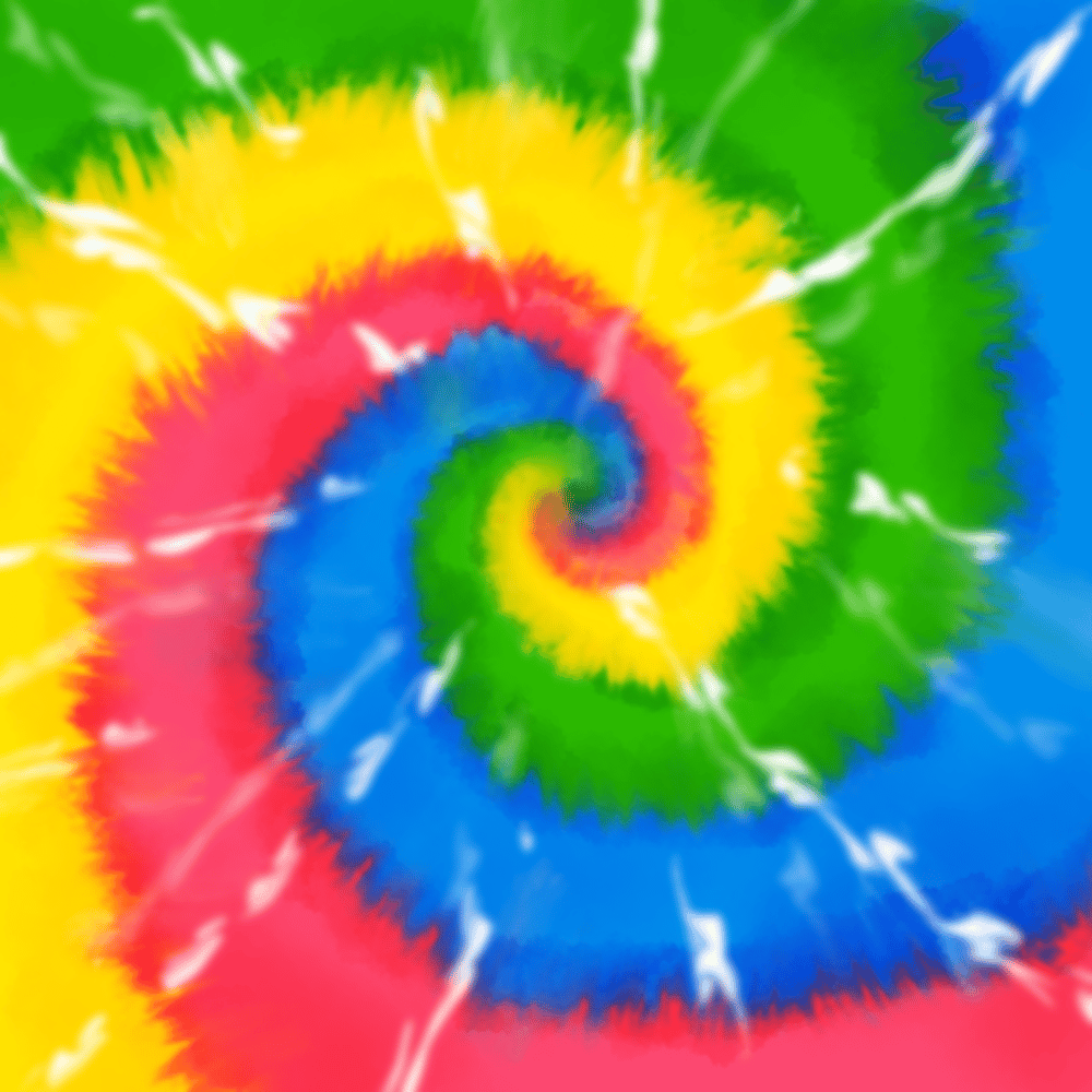 Tie-dye - image 1 - student project