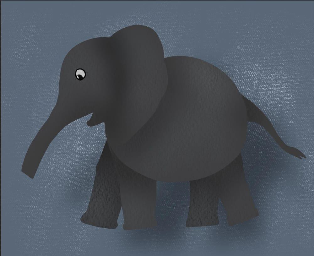 Animal art - image 1 - student project