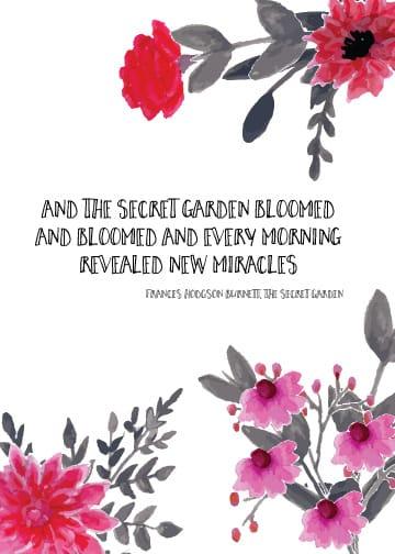 Secret Garden - image 5 - student project