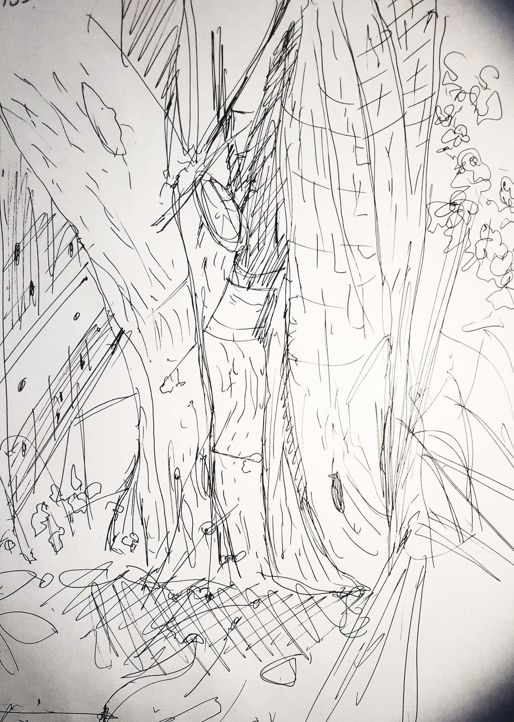 Daily art: trees - image 5 - student project