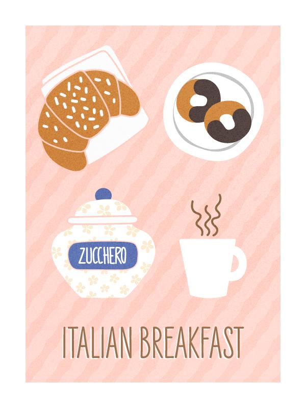 Italian Breakfast - image 1 - student project