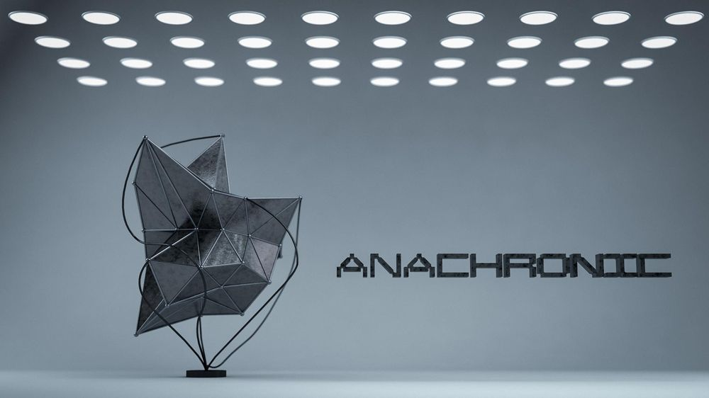 Anachronic - image 1 - student project