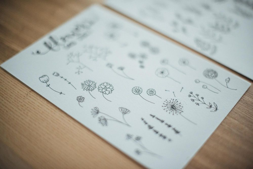 Doodles and prints - image 2 - student project