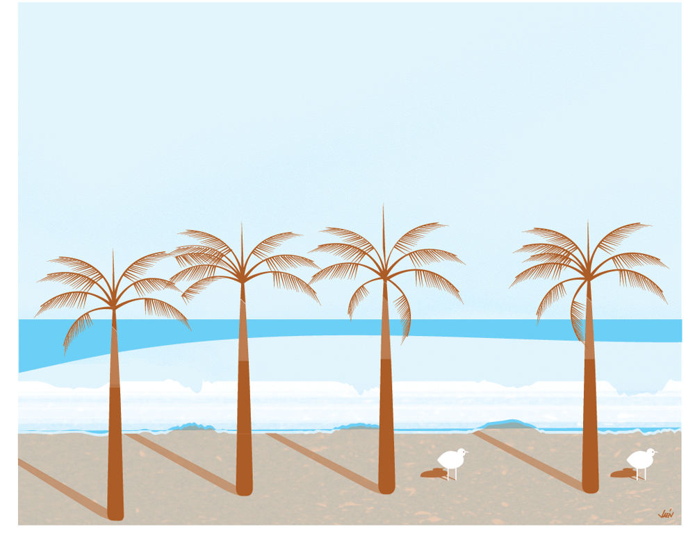 Seaside View - image 1 - student project