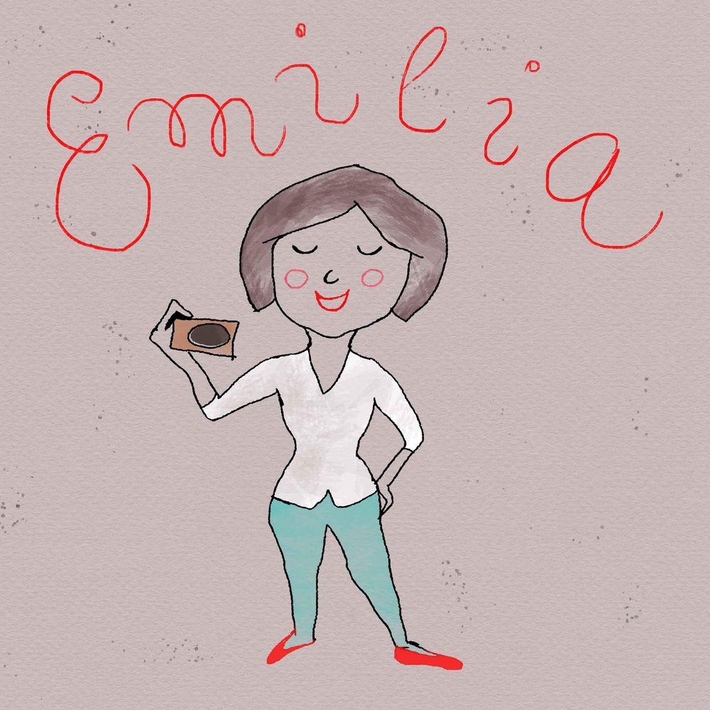 My friend Emi - image 2 - student project