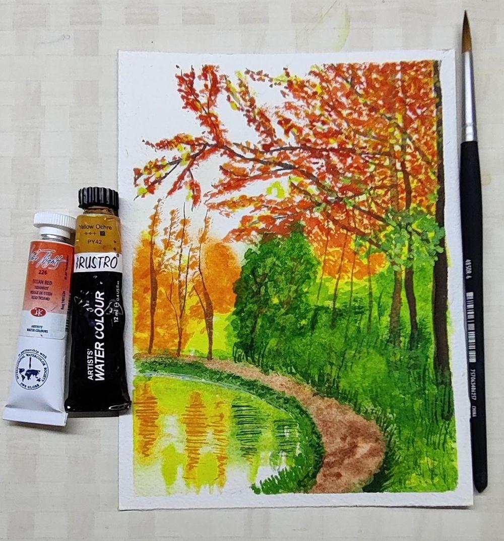 Gorgeous Autumn Landscapes - image 9 - student project