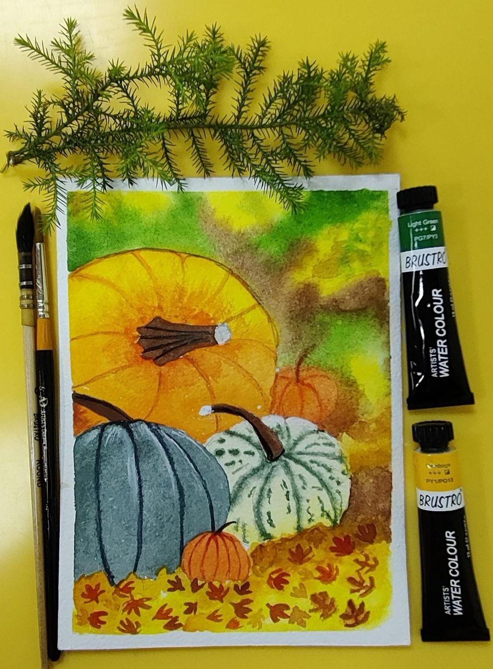 Gorgeous Autumn Landscapes - image 2 - student project