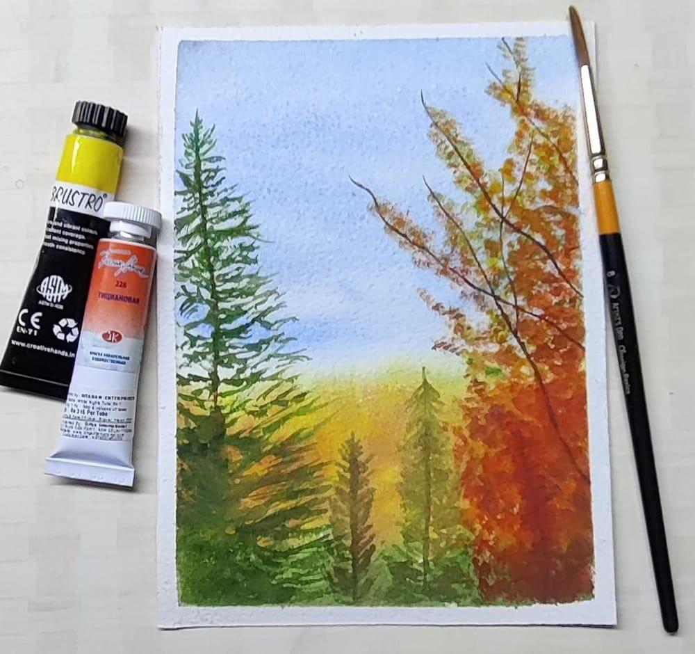Gorgeous Autumn Landscapes - image 8 - student project