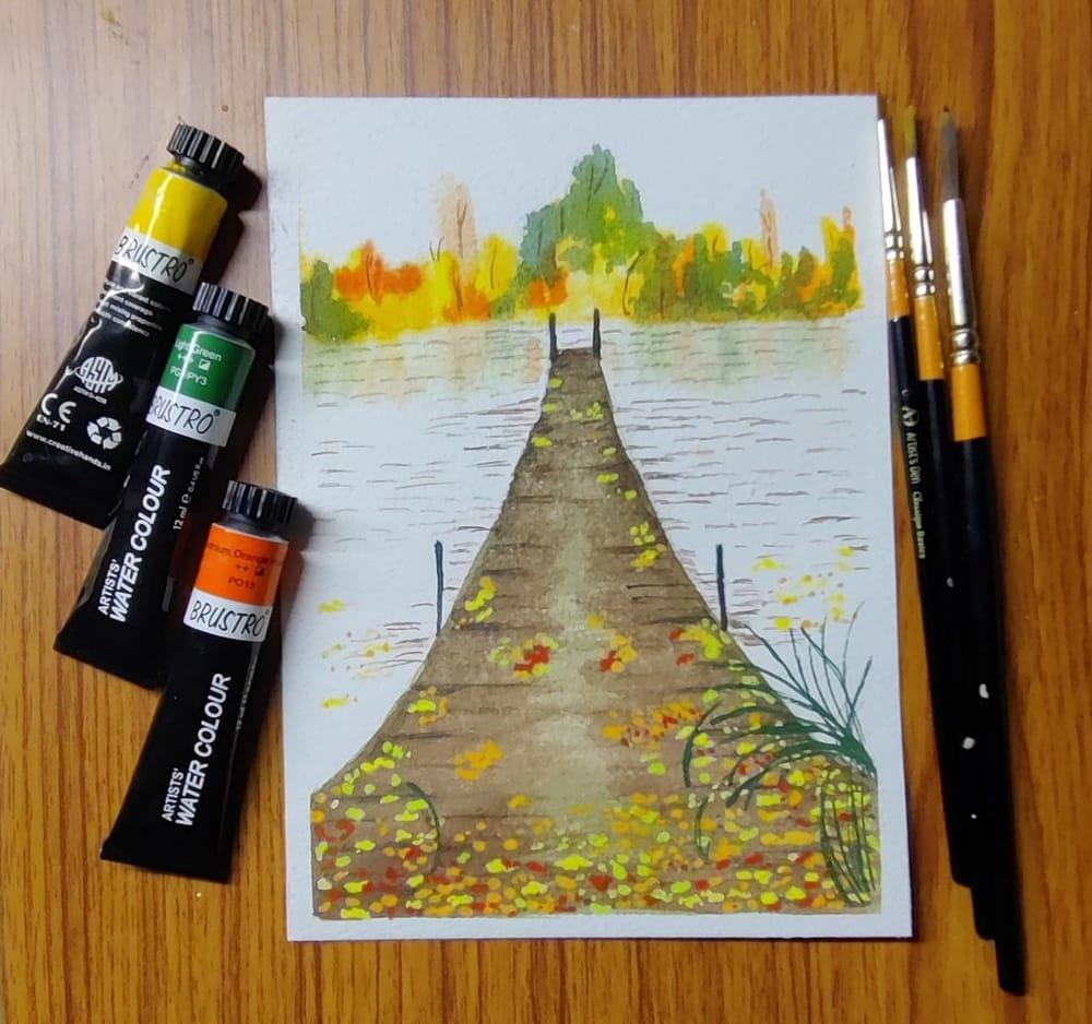 Gorgeous Autumn Landscapes - image 3 - student project