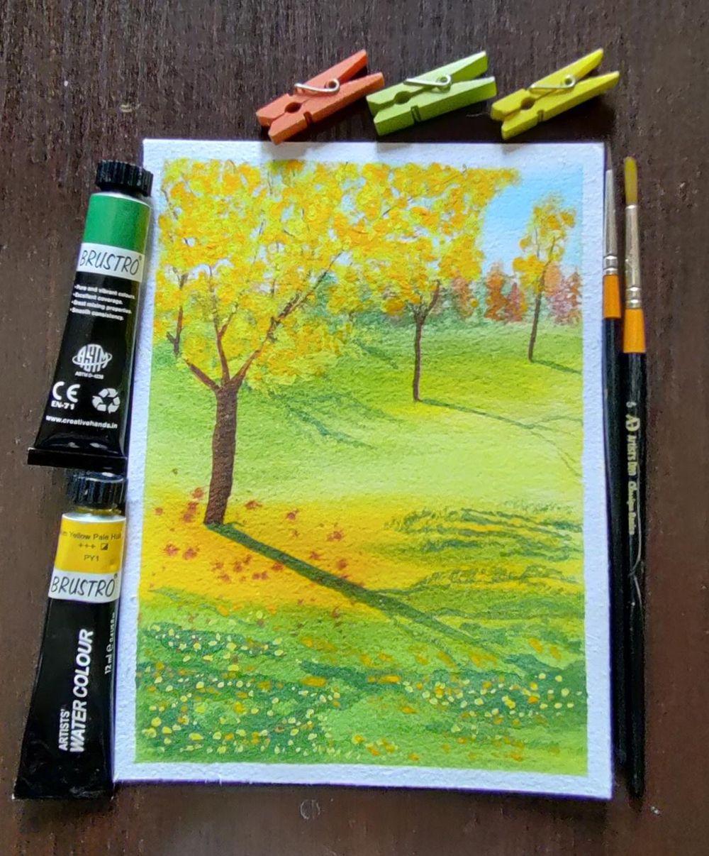 Gorgeous Autumn Landscapes - image 1 - student project