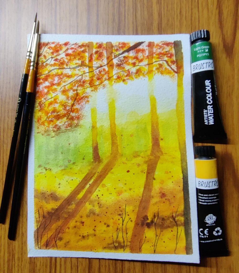 Gorgeous Autumn Landscapes - image 4 - student project