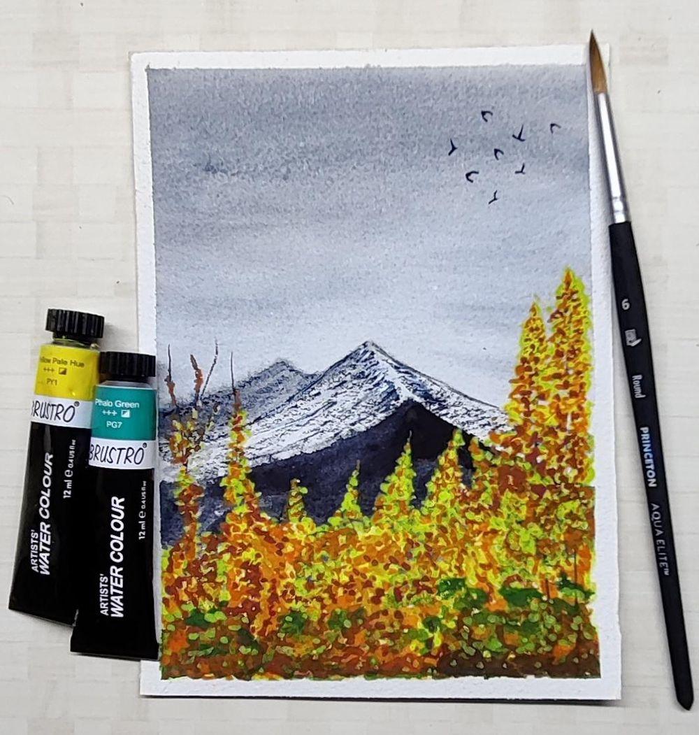 Gorgeous Autumn Landscapes - image 7 - student project