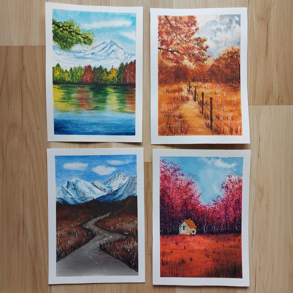 Step by step autumn vibes - image 3 - student project