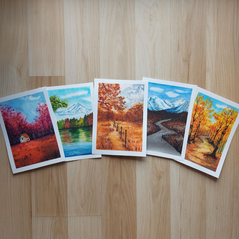 Step by step autumn vibes - image 1 - student project