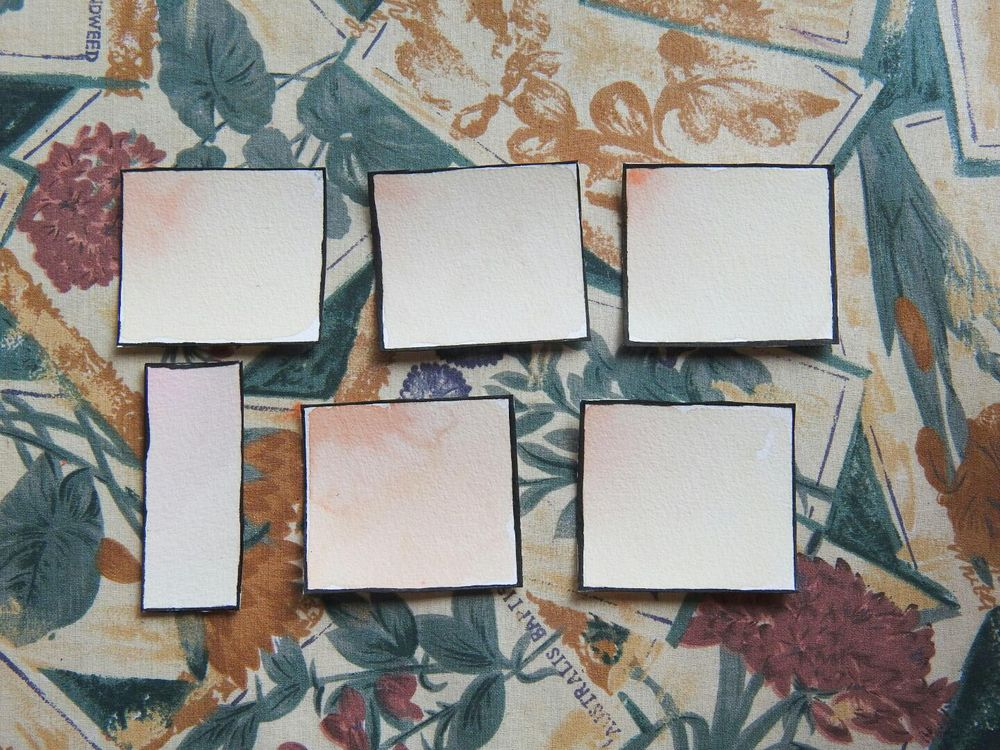 Skin Tone Mixes - image 2 - student project
