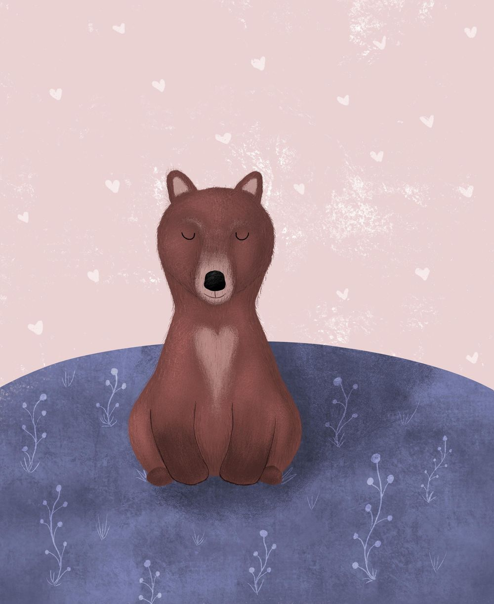 Fox and bear - image 1 - student project