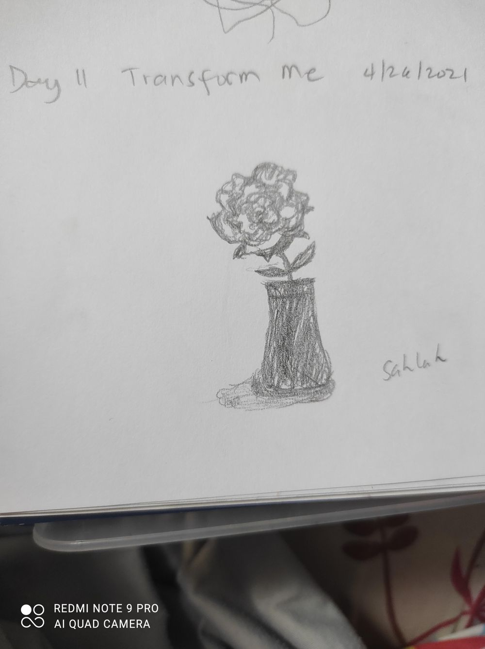 Day 14 day art challenge - image 9 - student project