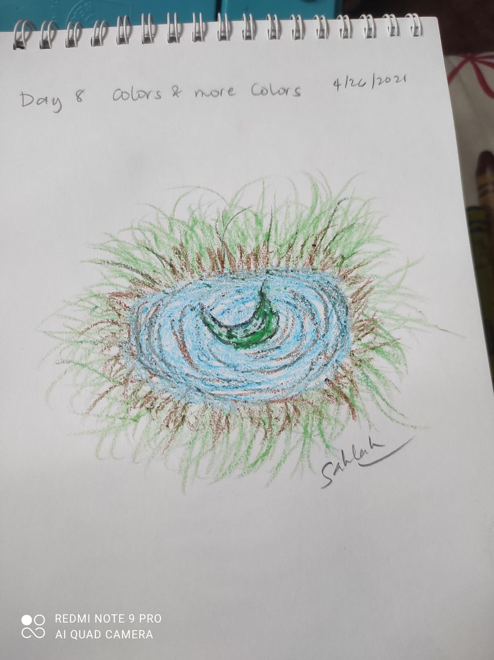 Day 14 day art challenge - image 6 - student project
