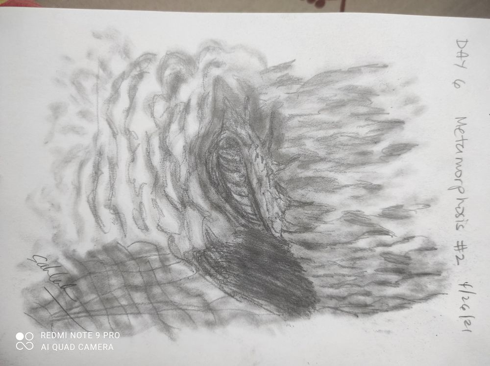 Day 14 day art challenge - image 4 - student project