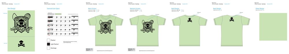 Johnny Cupcakes Basics Tee - image 5 - student project