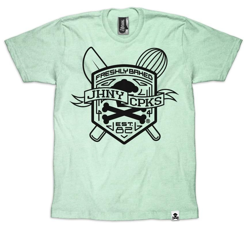 Johnny Cupcakes Basics Tee - image 6 - student project