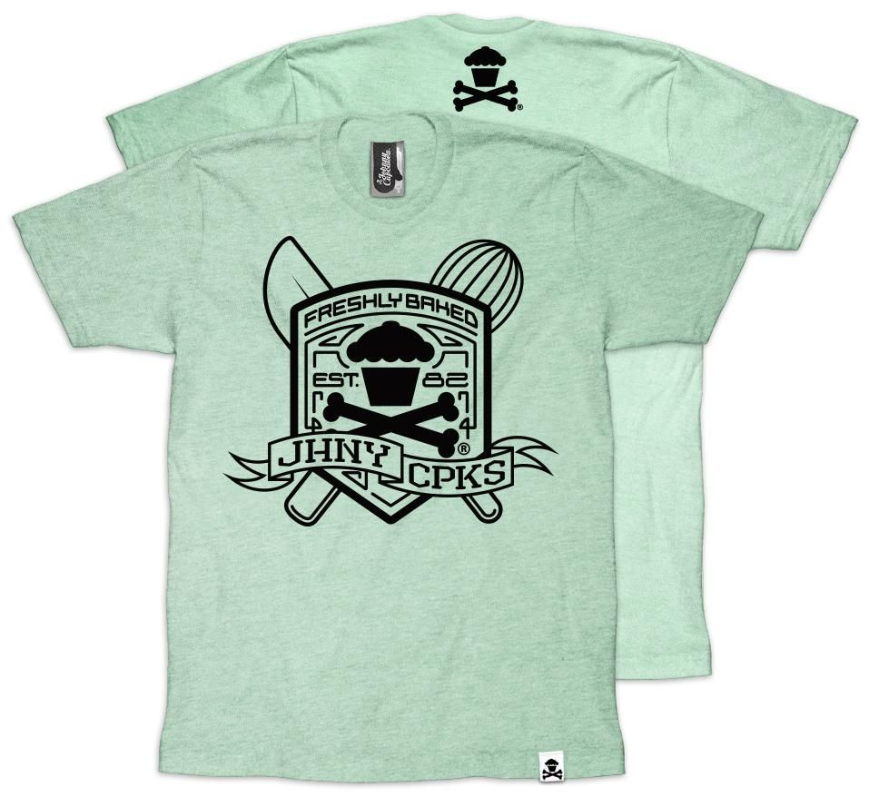 Johnny Cupcakes Basics Tee - image 2 - student project