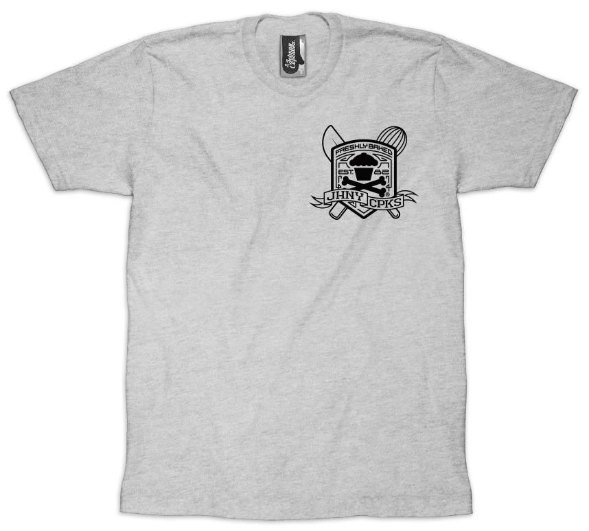 Johnny Cupcakes Basics Tee - image 3 - student project