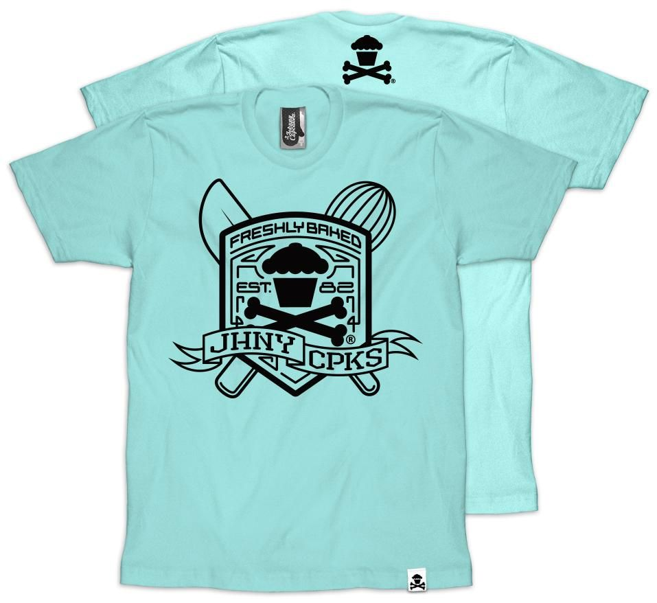 Johnny Cupcakes Basics Tee - image 4 - student project