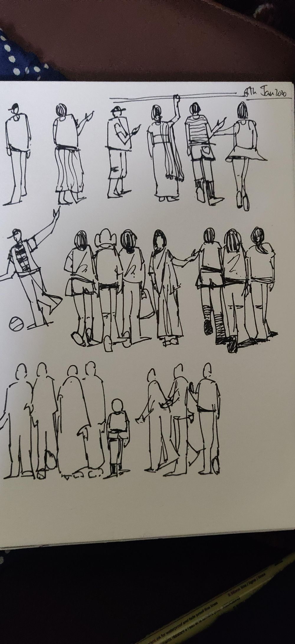 Practice people_1 - image 3 - student project