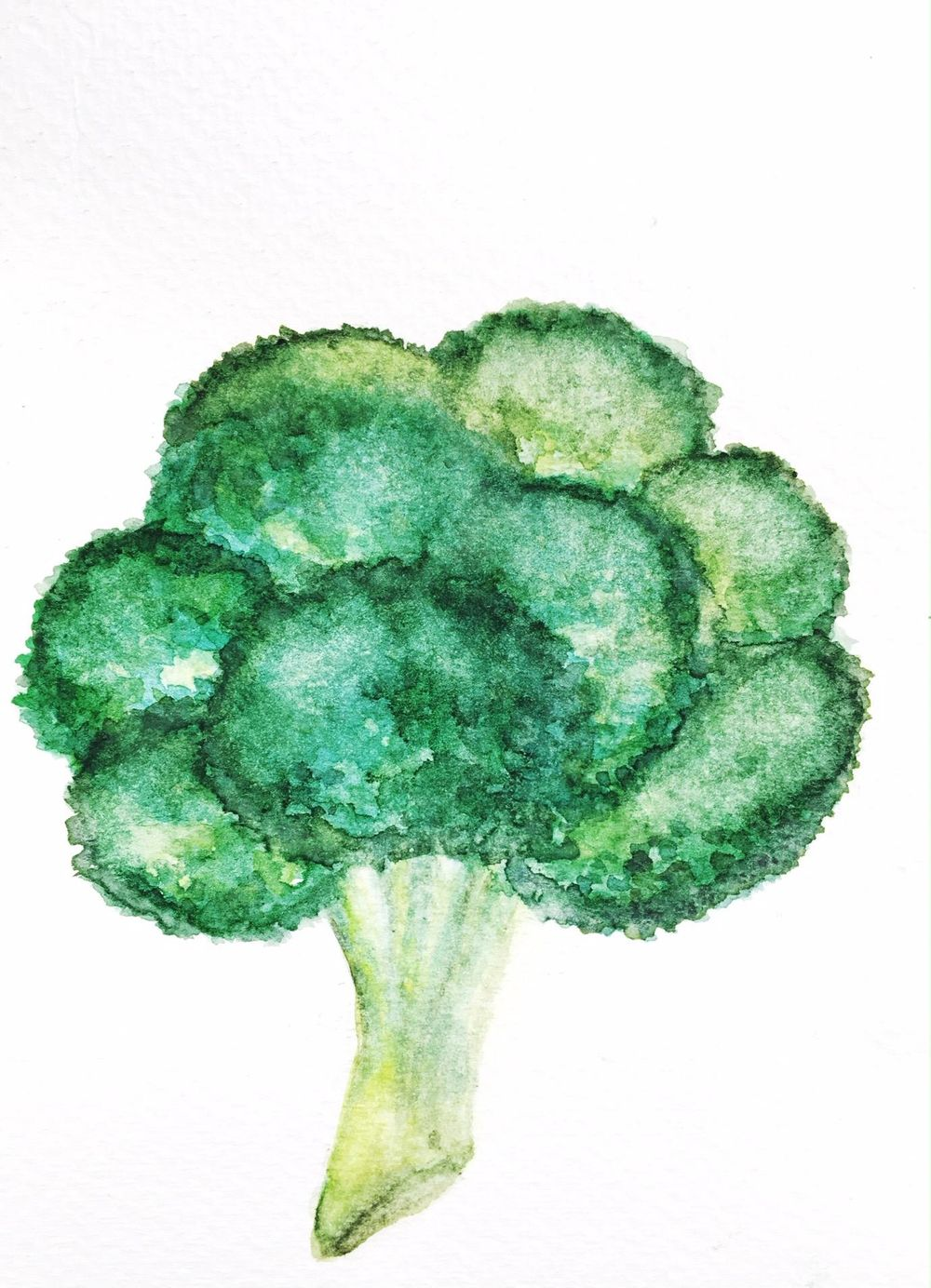 Painting veggies - image 3 - student project