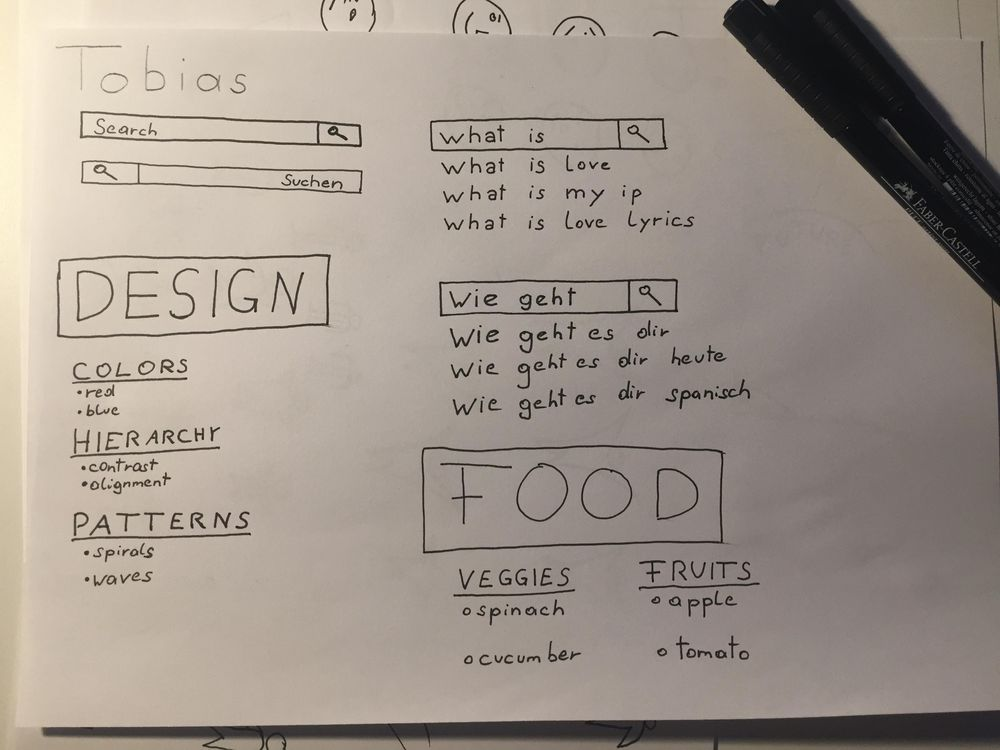 Tobi's Sketchnote Learning  - image 3 - student project