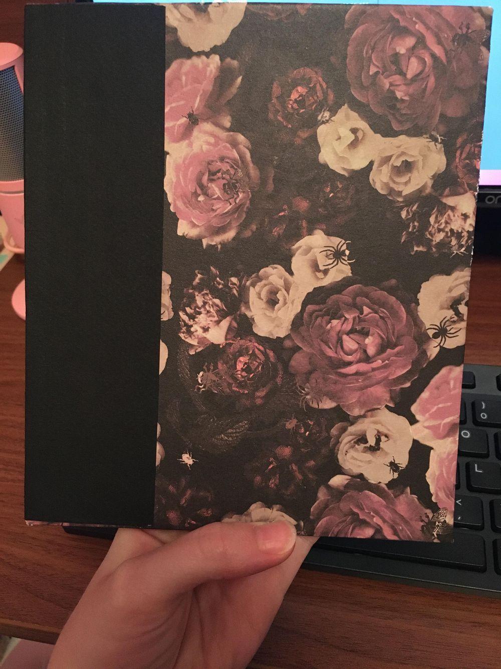Sketchbook Binding - image 6 - student project