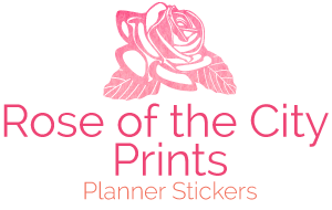 Rose of the City Prints - image 1 - student project