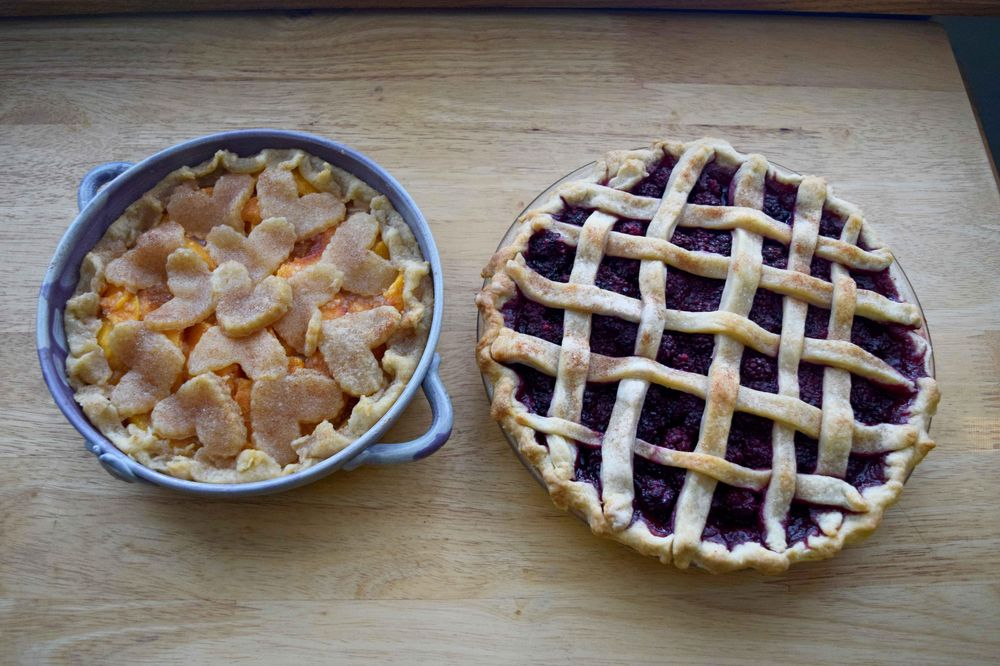 PUBLISHED: Pie Crusts: Butter, Oil, and Gluten Free Recipes  - image 1 - student project