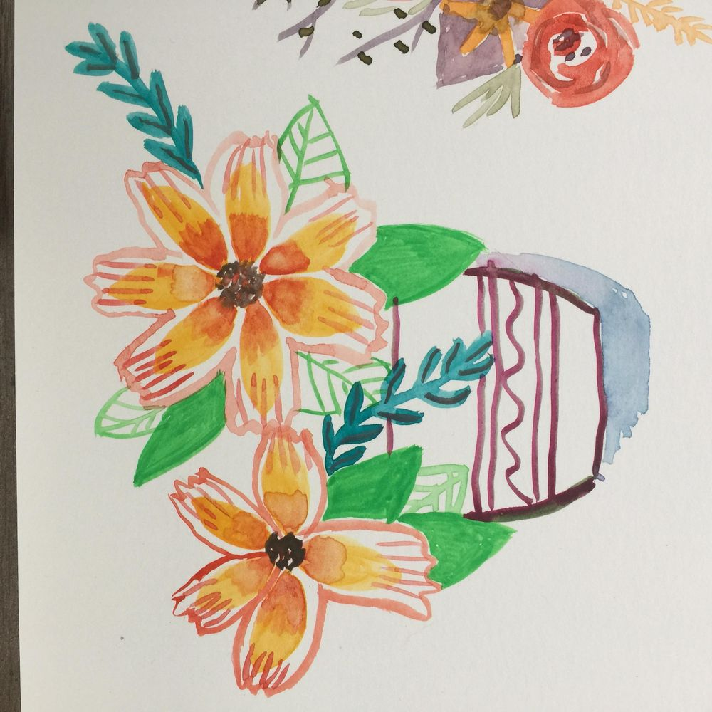 All done, so much fun!!  - image 6 - student project
