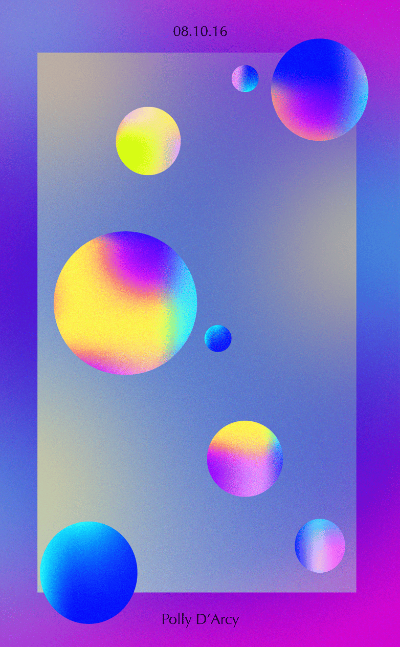 Gradient tubes and circle experiments! - image 2 - student project