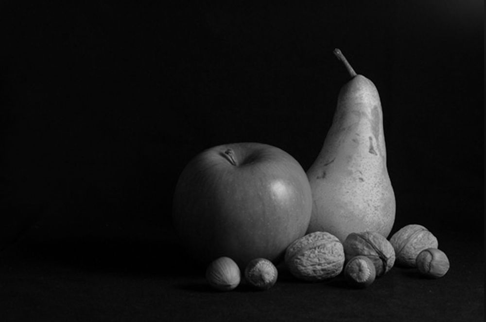 Still Life - Fruits and Nuts - image 1 - student project