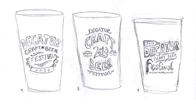 Decatur Craft Beer Festival - image 6 - student project