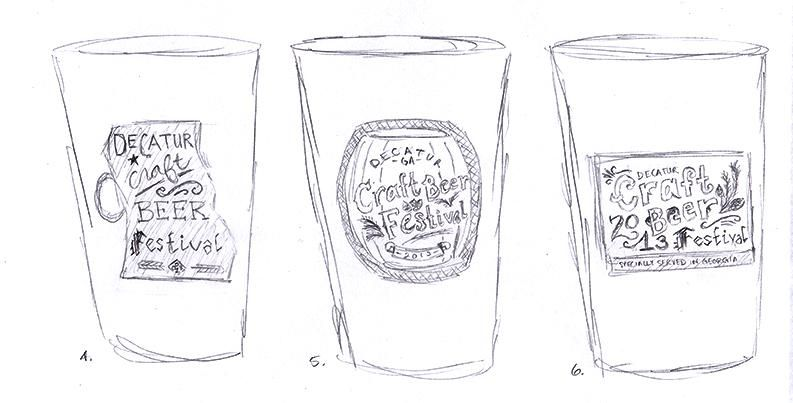 Decatur Craft Beer Festival - image 5 - student project