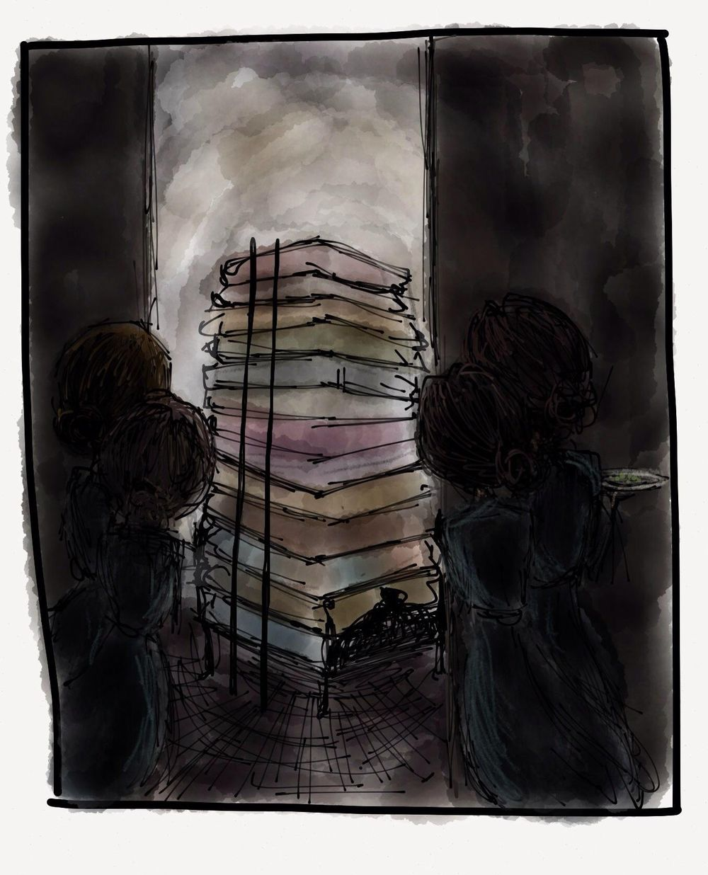 Princess and the Pea - image 1 - student project